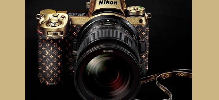 Эксклюзивный Nikon Z7 от Луи Виттона
