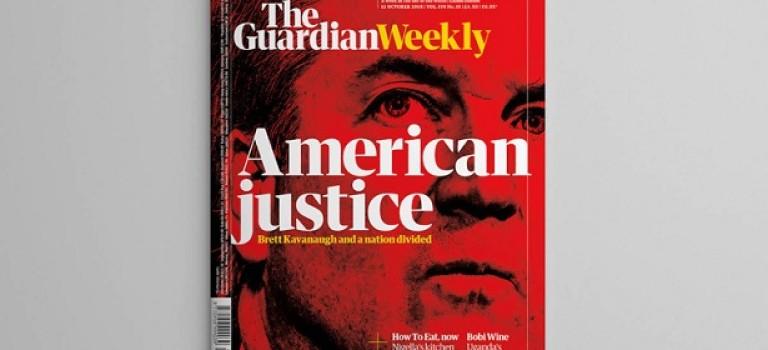 The Guardian Weekly провёл редизайн, чтобы стать «глобальным» журналом