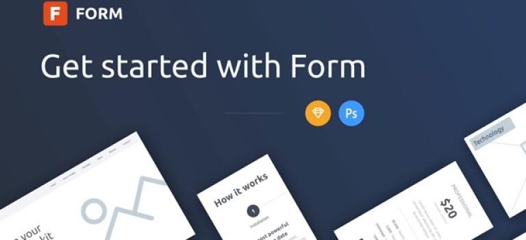 InVision представил бесплатный UI-набор